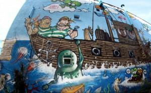 Zlecenie murale