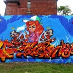 streetart mural